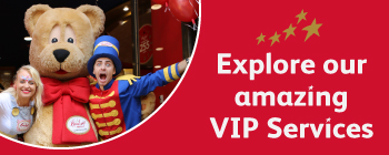 VIP Experiences at Hamleys
